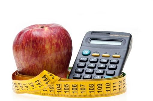 Calculo de calorias quemadas y consumidas