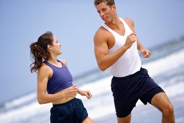 hacer ejercicio para cuidar la salud