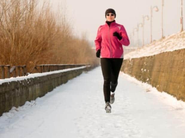 entrenamiento en frio