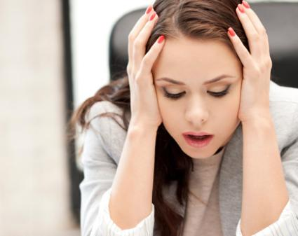 estres, depresion y ansiedad al tratar de adelgazar