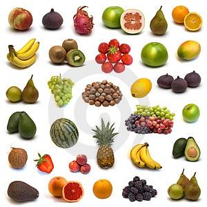 alimentacion con fruta