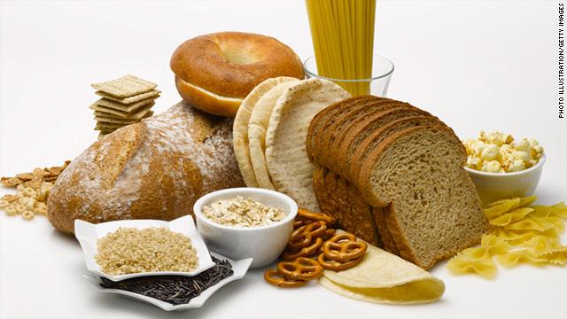 alimentos que contienen gluten engordan