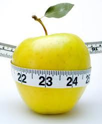 Adelgazar con manzana