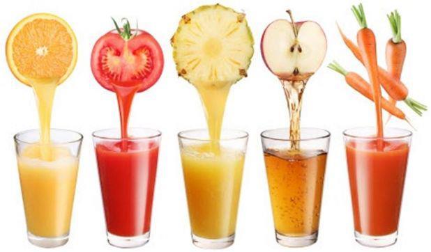 jugos de frutas y verduras para adelgazar